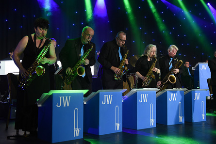 Swingin' With The Big Band