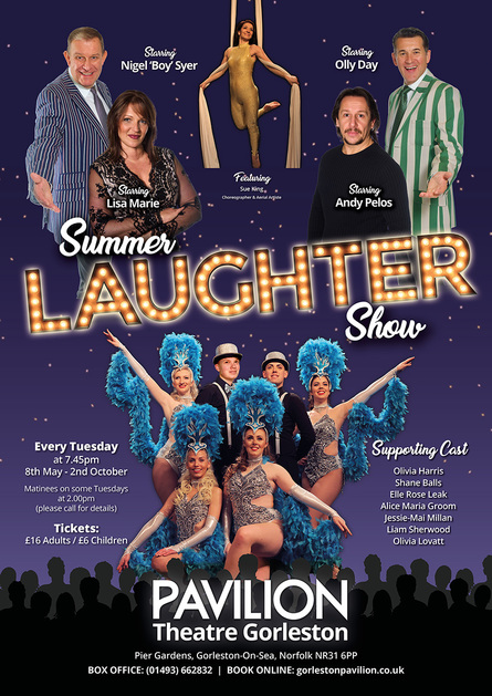 Summer Laughter Show: Last Night Special