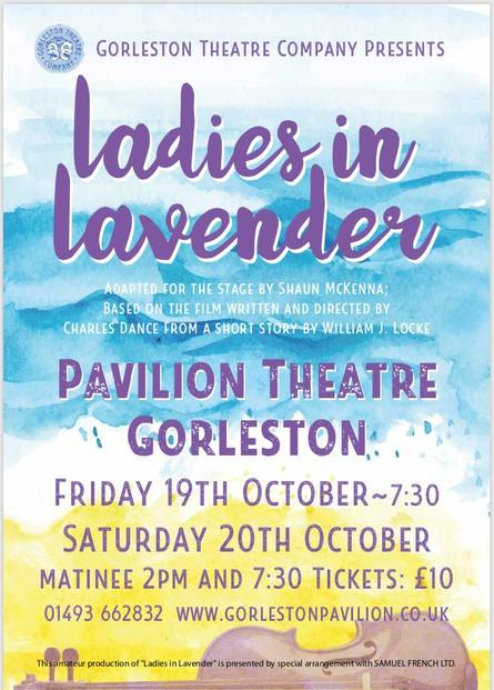 Ladies In Lavender