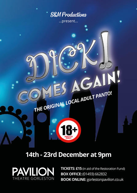 Dick Comes Again - Adult Panto