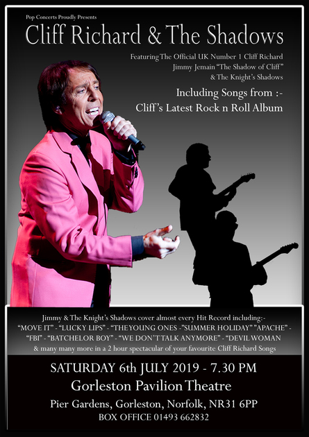 Cliff Richard Tribute