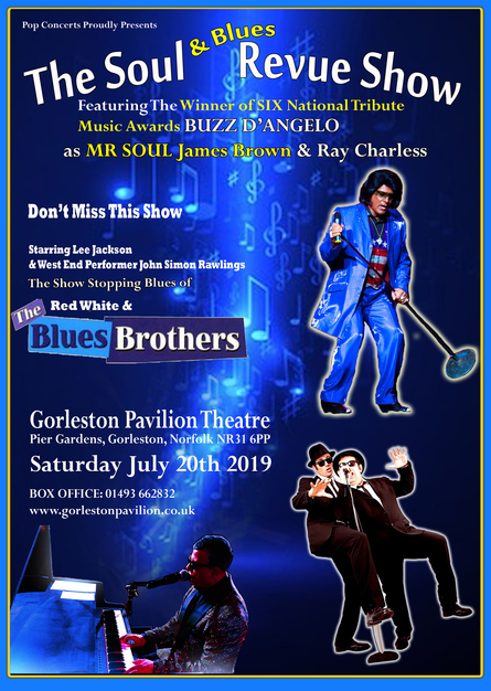 The Soul & Blues Revue Show