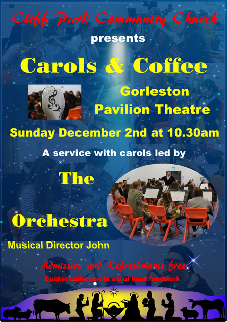 Carols & Coffee