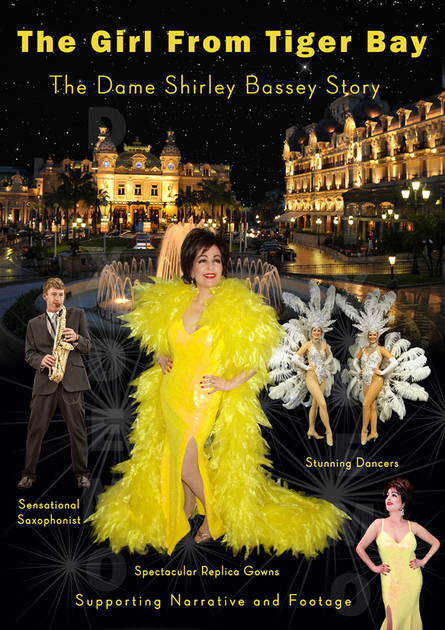 The Dame Shirley Bassey Story