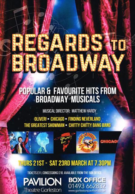 Regards to Broadway