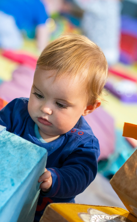 Bookworm Babies (Five Week Course)