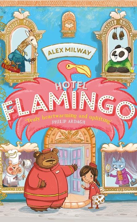 Alex Milway: Hotel Flamingo