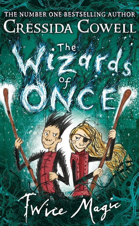 The Wizards of Once: Twice Magic Book Signing with Cressida Cowell